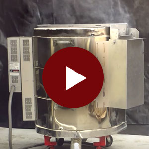 canopy hood kiln ventilation video
