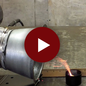 in-place Fume Extractor video